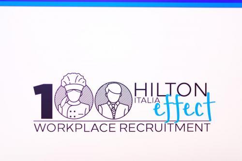 Hilton Italia Effect – RECRUITING DAY