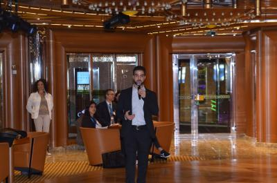 Costa Recruiting Day ON BOARD - Palermo 2019