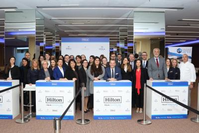 Hilton Italia Recruiting Day 2020
