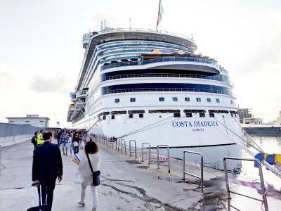 Costa Recruiting Day ON BOARD - Palermo 2019